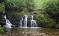 Image for Indian Flats Falls - Great Smoky Mountains National Park, TN