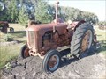 Image for Case Model D Tractor - Tache, MB