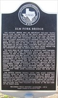 Image for Elm Fork Bridge