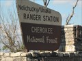 Image for Cherokee National Forest: Nolichucky/Unaka Ranger Station - Greeneville, TN