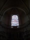 Image for Les vitraux de la Cathédrale Saint-Pierre - Poitiers, France