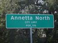 Image for Annetta North - Population 516