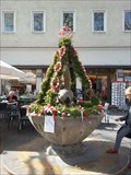 Image for Easter Decoration - Erbsenbrunnen - Bad Cannstatt, Germany, BW
