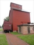 Image for Oldest Wooden Grain Elevator in Illinois  -  Atlanta, Illinois