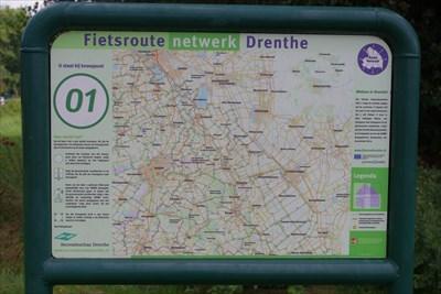 01 - Gasselternijveen - NL - Fietsroutenetwerk Drenthe