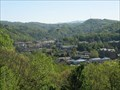 Image for Gatlinburg, Tennessee - view from above