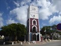 Image for Willem III Clock Tower at Fort Zouman - Oranjestad, Aruba