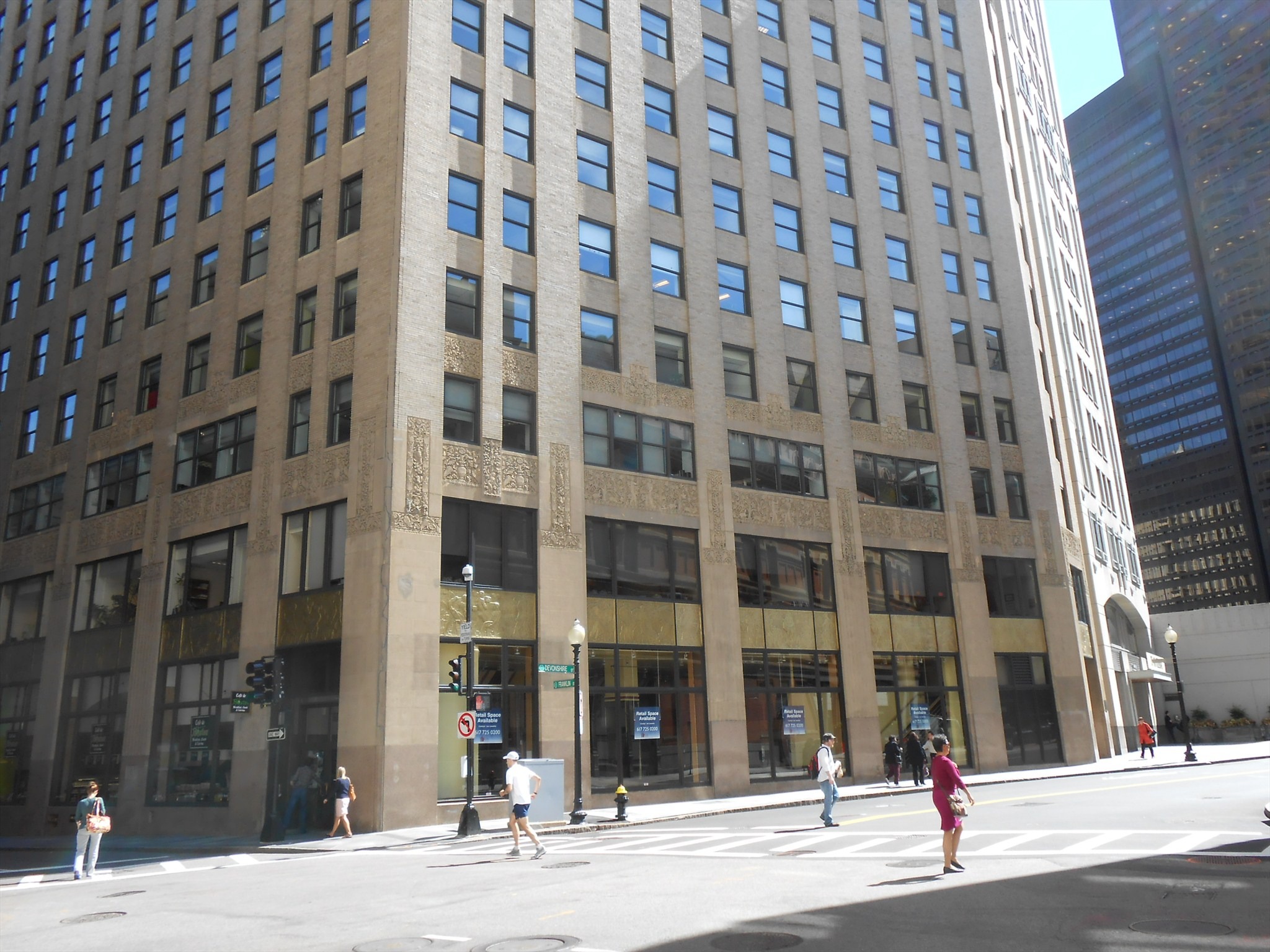 75 federal street building fmr second national bank for 166 terrace st boston ma