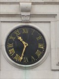 Image for Britannia Iron Works Clock - Kempston Road, Bedford, Bedfordshire, UK