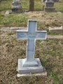 Image for Catharina Saladin - Little Berger Cemetery - NE of Swiss, MO