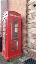Image for Red Telephone Box - Castle Hill - Lincoln, Lincolnshire