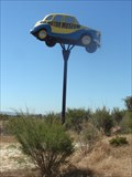 Image for Car on a pole - Whiteman, Western Australia
