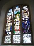 Image for St Leonard's Church Windows - Apethorpe, Northamptonshire, UK