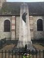 Image for World War I - Nanteau-sur-Lunain, France
