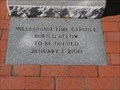 Image for Millennium Time Capsule - Wytheville, Virginia