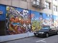 Image for Minna St Graffiti - San Francisco, CA