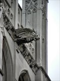 Image for Amasa Stone Chapel Gargoyle - Case Western Reserve University