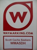 Image for Waymark Sticker - SCS.