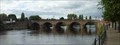 Image for Bridge over the Severn, Worcester, Worcestershire, England