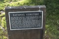 Image for National Cemetery - Little Bighorn National Battlefield - Crow Agency, MT