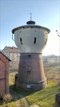 Image for Rail Water Tower - Wrzesnia, Poland