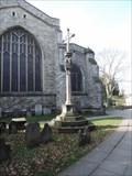 Image for Monckton War Memorial - All Saints Churchyard, Mill Street, Maidstone, UK