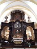 Image for Retable Majeur - Église Notre-Dame-du-Puy - Figeac (Lot), France