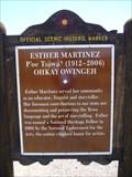 Image for Esther Martinez, P'oe Tsawa, (1912-2006)