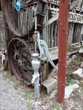 Image for Water Pump - Tinkertown Museum - New Mexico