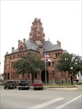 Image for Ellis County Courthouse - Ellis County Courthouse Historic District - Waxahachie, TX