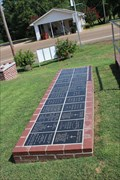 Image for Veteran's Memorial Pavers -- Calhoun County Courthouse grounds, Hampton AR