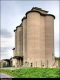 Image for Silo ZZN Polabí v Kourimi / ZZN Polabí grain elevator in Kourim (Central Bohemia)