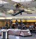 Image for Naval Aviation Monument - Pensacola, Florida, USA.