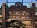 Image for Highlands Park - San Carlos, California