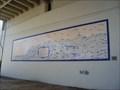 Image for Historic Forts Tile Mural - Alhandra, Portugal