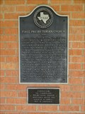 Image for First Presbyterian Church of Terrell