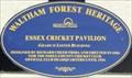 Image for Essex Cricket Pavilion - High Road Leyton, London, UK