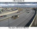 Image for I-90 at Fancher Road Webcam - Spokane, WA