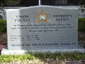 Image for Union County Sheriff's Officers Memorial - Lake Butler, FL