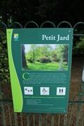 Image for L'Arborétum du Petit Jard - Châlons-en-Champagne, France