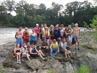 Coosa Outdoor Center - Wetumpka, AL - Whitewater Rafting
