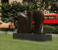 Image for Knife Edge Two Piece 1962-1965 -- College Green, Westminster, London, UK