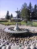 Image for Eugene Coste Park Fountain - Heritage Park, Alberta