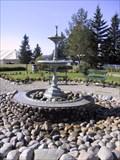 Image for Eugene Coste Park Fountain - Heritage Park, Alberta