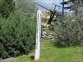 Image for Le mât de la paix - Peace Pole - Causapscal, Québec