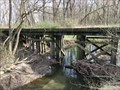 Image for Graham Creek trestle bridge - rural Fountain County, IN