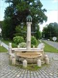 Image for Joseph Battell Fountain - Norfolk, CT