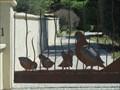 Image for Quail Family Gate - Santa Cruz, CA
