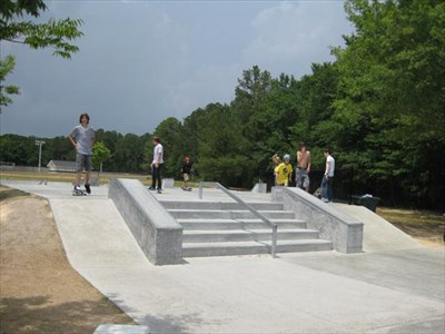Owens Field Skate Park - Columbia, SC - Skateparks on
