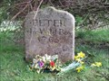 Image for Peter The Wild Boy -  Grave at Northchurch